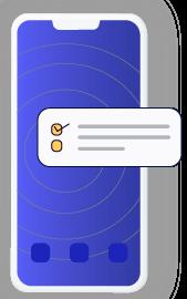 Survey-mobile-app-push-notifications