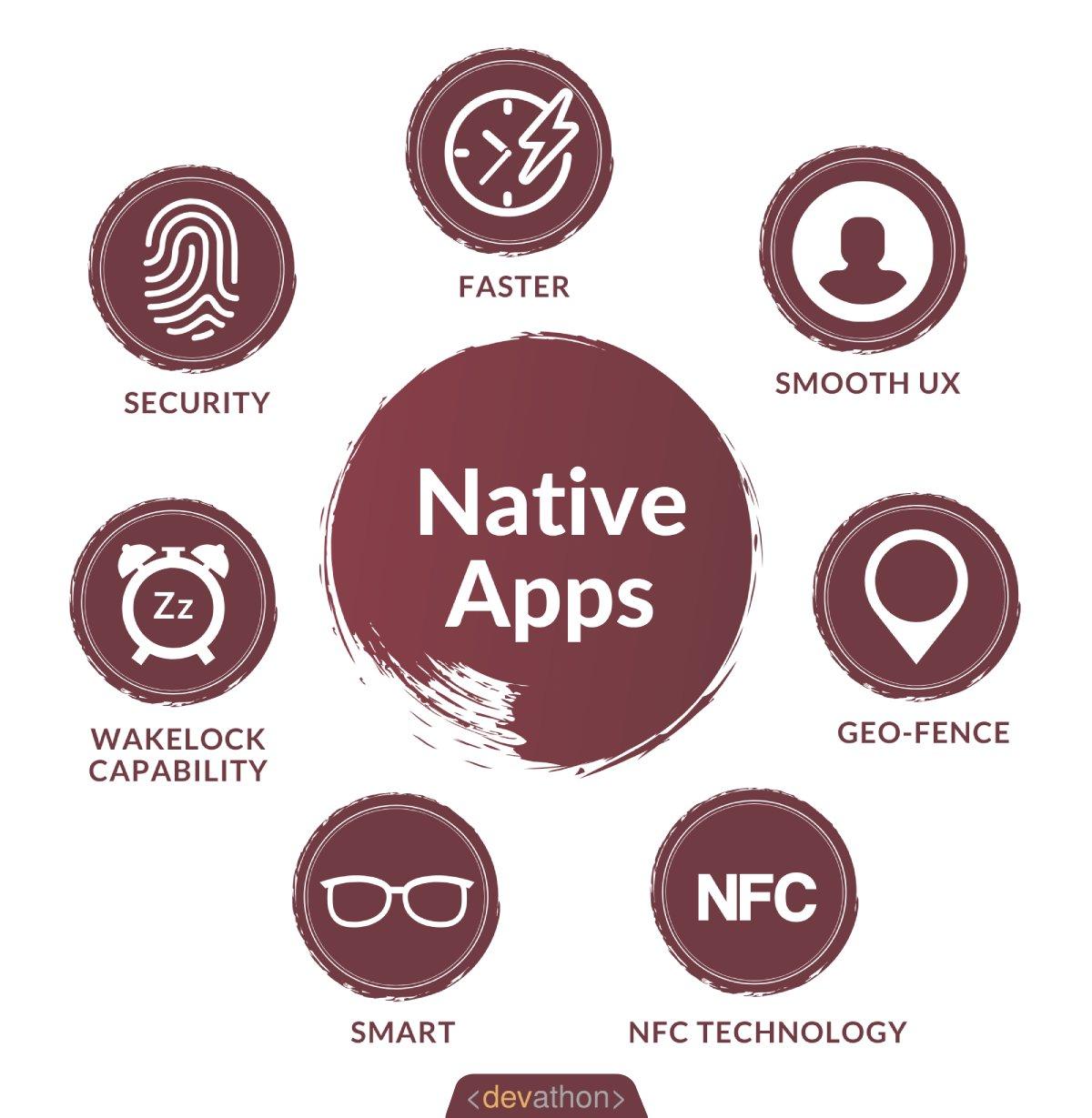 Native apps benefits-devathon