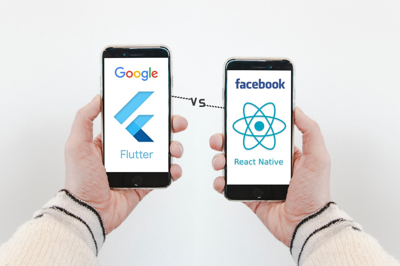 Flutter vs React Native: Which one's better for you in 2020?