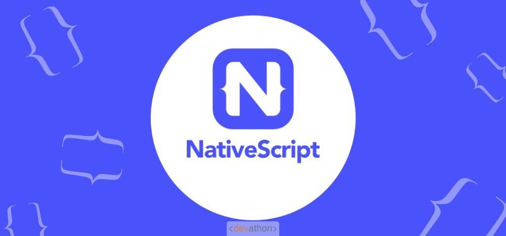 nativescript-android-frameworks-devathon