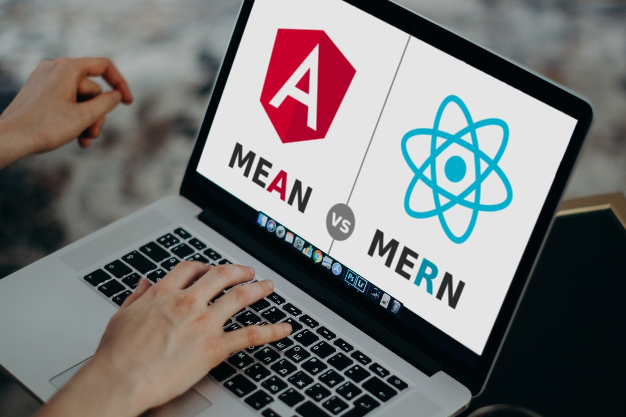 MEAN stack vs. MERN stack for Full stack Javascript development