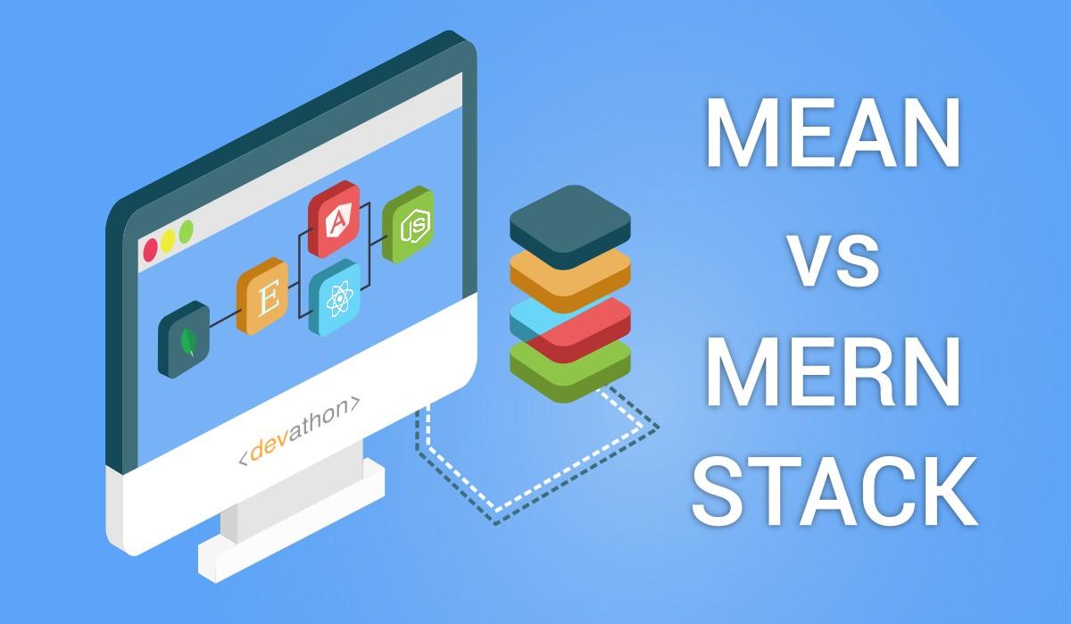 title-MEAN-vs_MERN-devathon