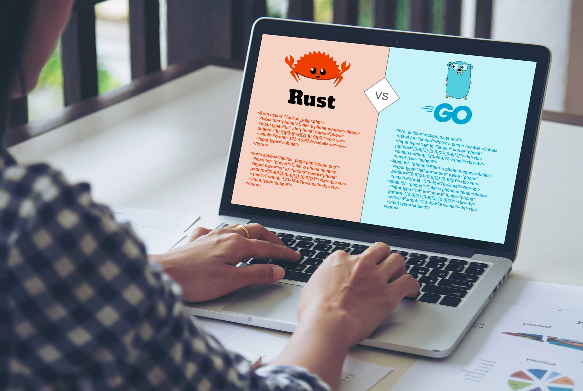 Rust vs Go: Which programming language to choose
