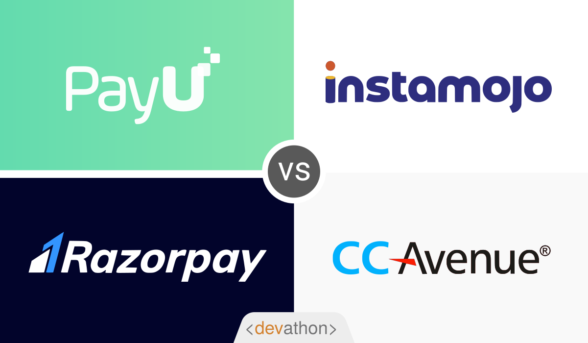 PayU-vs-Razorpay-vs-Instamojo-vs-CCavenue