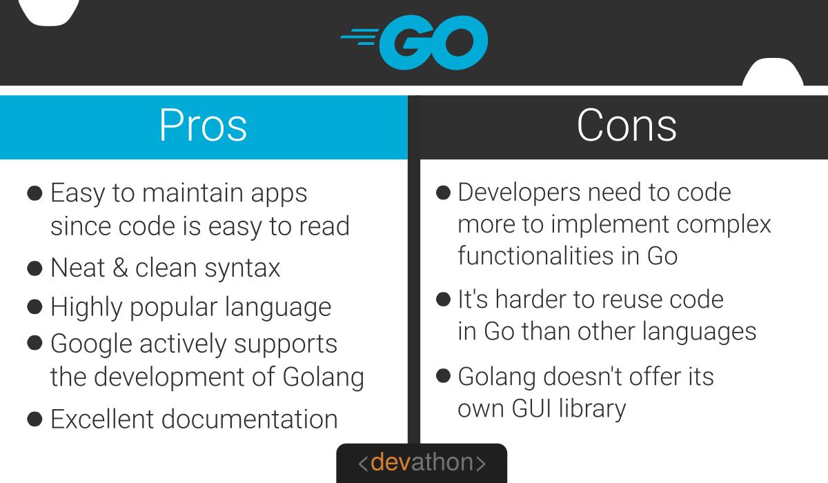 golang-pros-cons