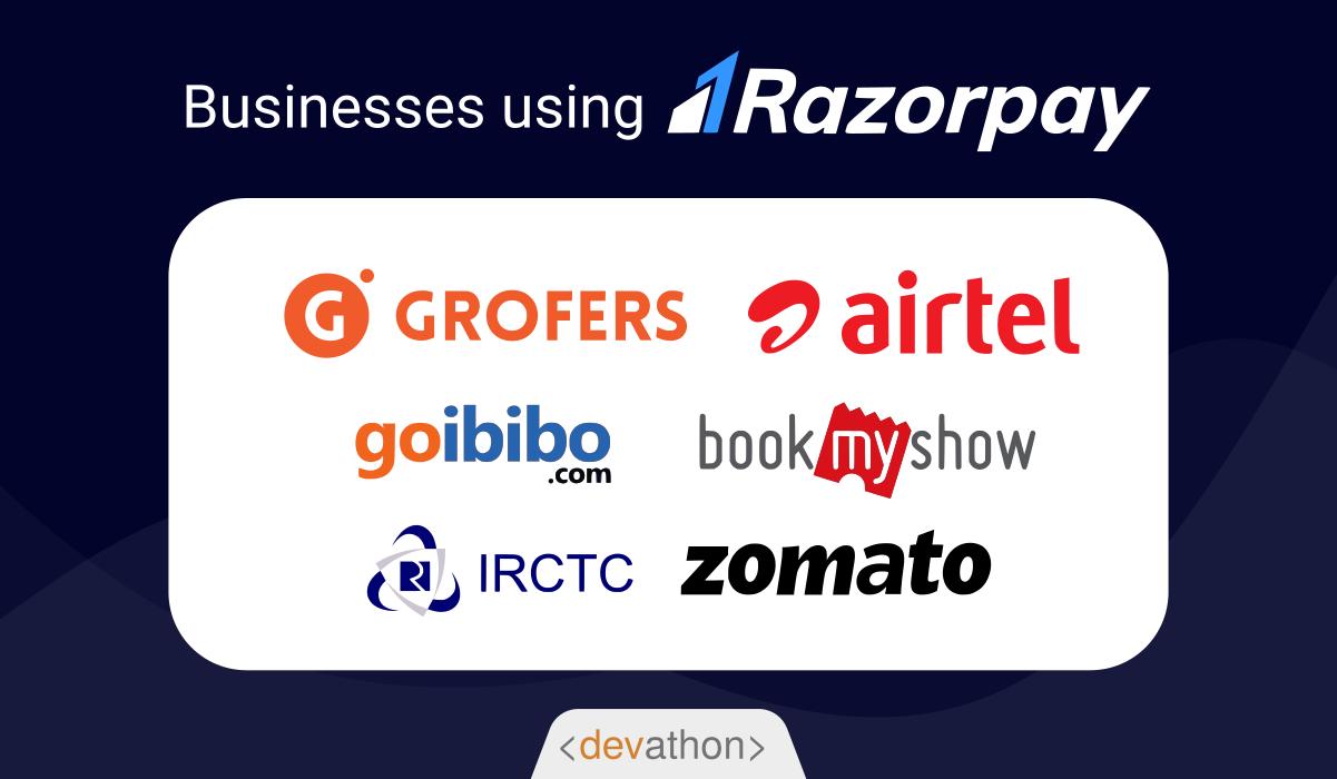 razorpay-companies