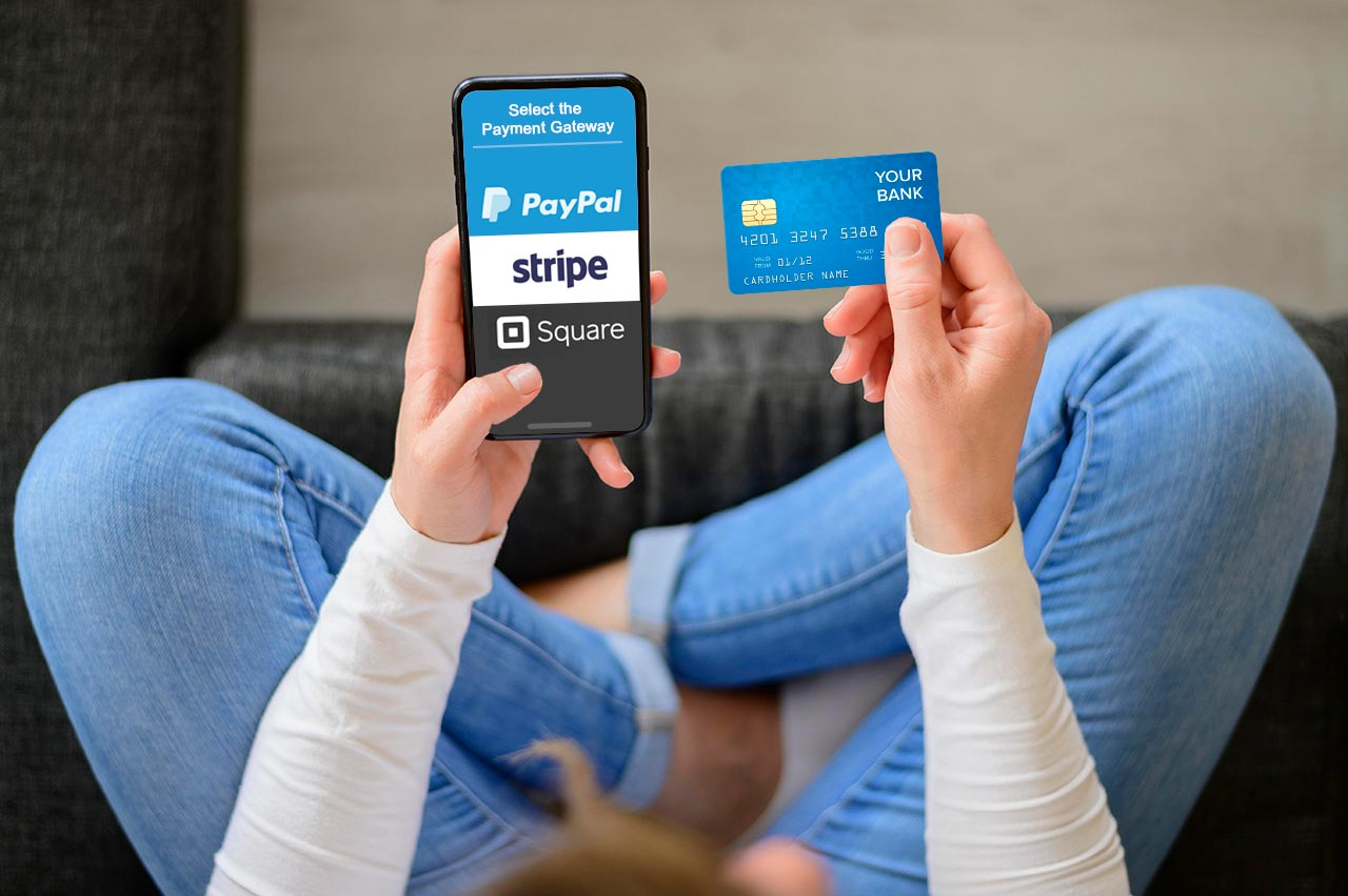 PayPal vs Stripe vs Square Payment Gateways