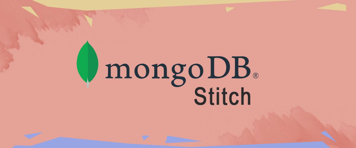 MongoDB-Stitch