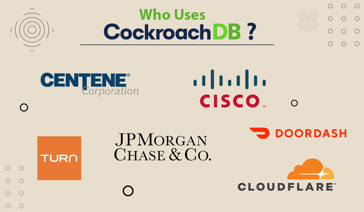 Who-uses-cockroach-Db